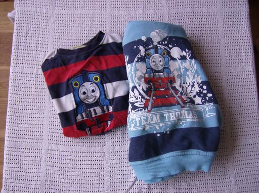 Deux sweaters d'enfants