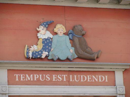 Devise du musée du jouet en Estonie