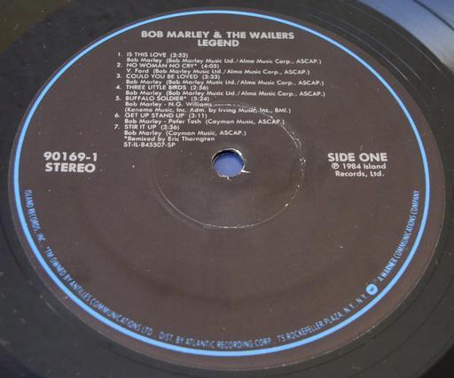 Disque vinyle 33 tours