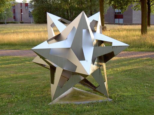 Dodécaèdre étoilé d'Escher
