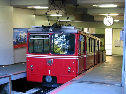 Dolderbahn à Zurich