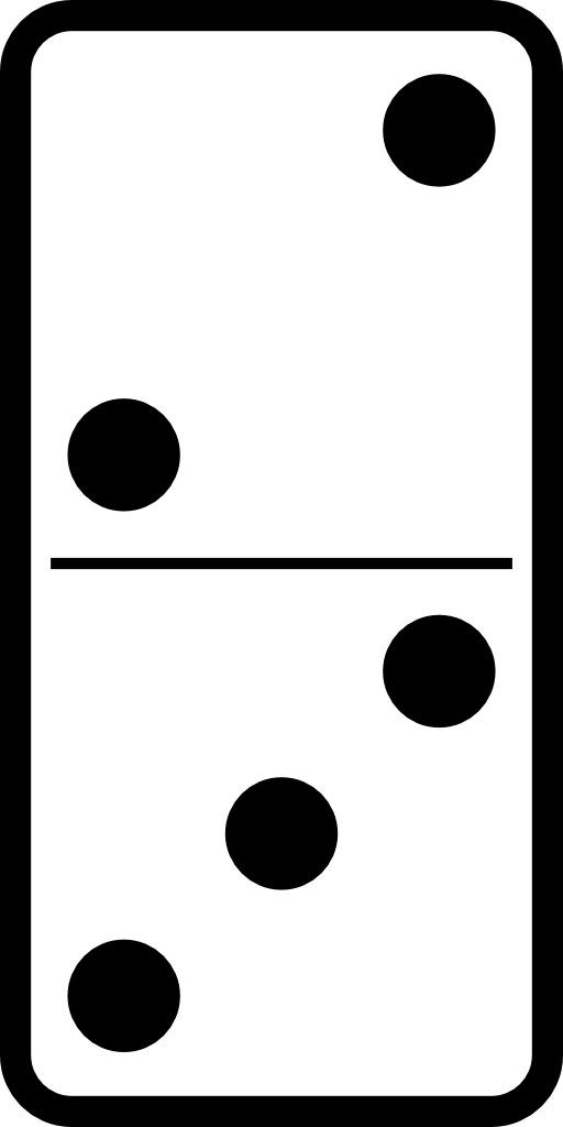Domino 2-3