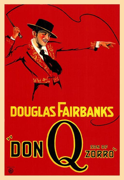 Don Q, le fils de Zorro