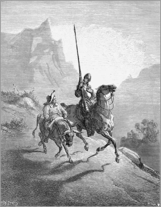 Don Quichotte - 05