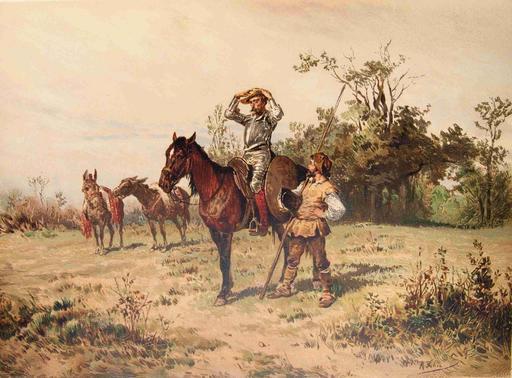 Don Quichotte - 21