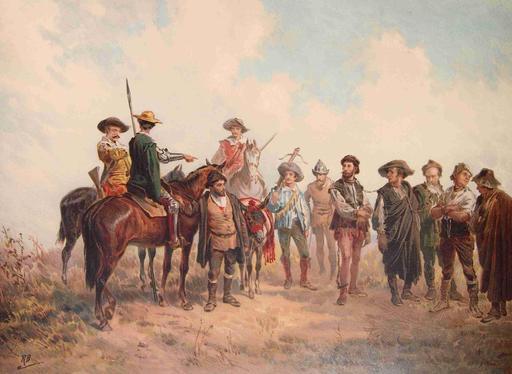 Don Quichotte - 22