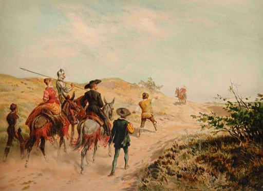 Don Quichotte - 30