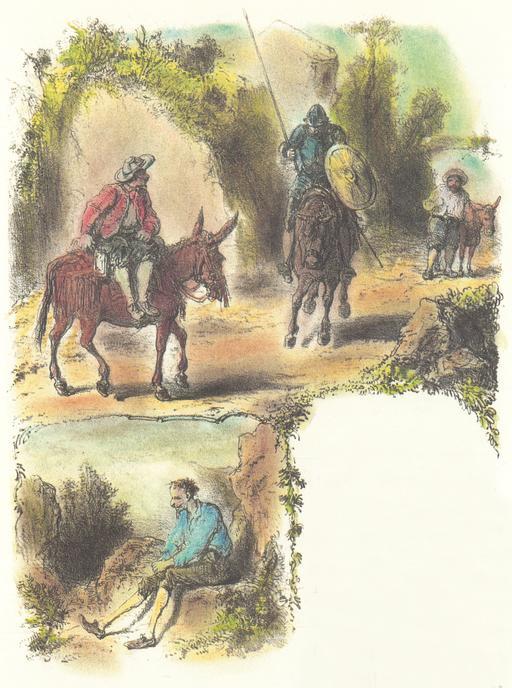 Don Quichotte pour enfants - 06