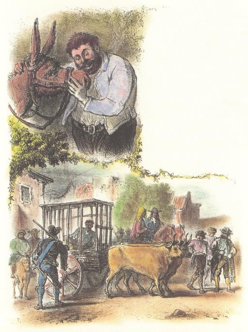 Don Quichotte pour enfants - 07