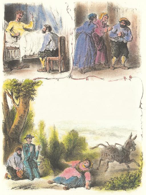Don Quichotte pour enfants - 08