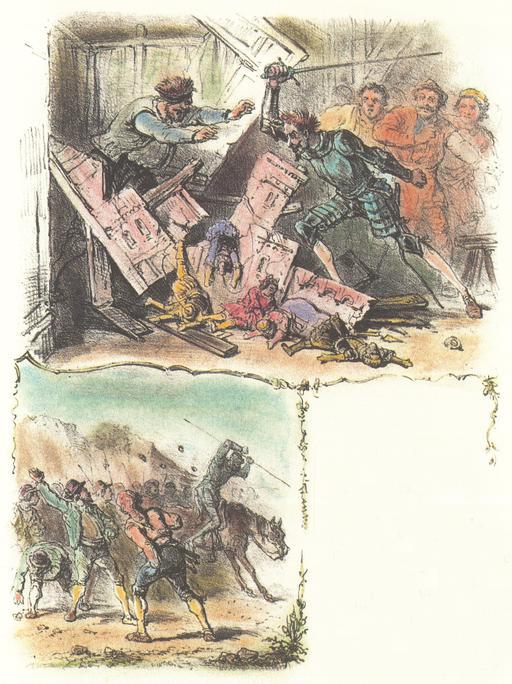 Don Quichotte pour enfants - 11