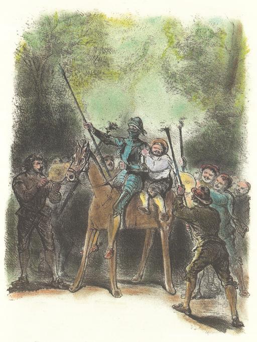 Don Quichotte pour enfants - 13