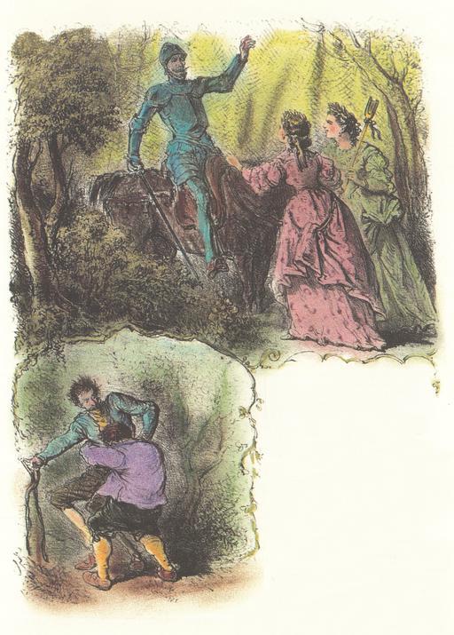 Don Quichotte pour enfants - 15