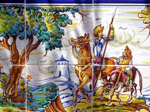 Don Quijote à Puerto Lapice - 3