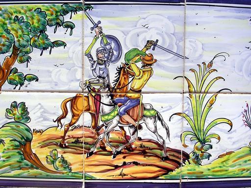 Don Quijote à Puerto Lapice - 4