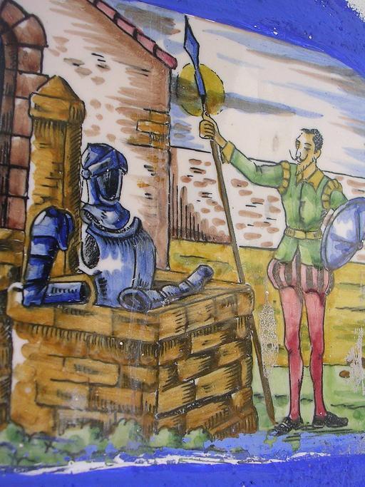 Don Quijote à Puerto Lapice - 6