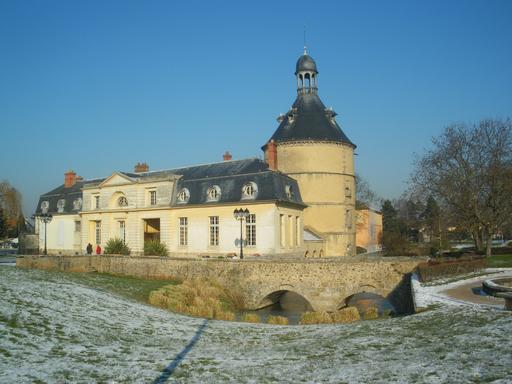 Donjon de Sainte-Geneviève-des-Bois