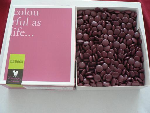 Dragées de chocolat