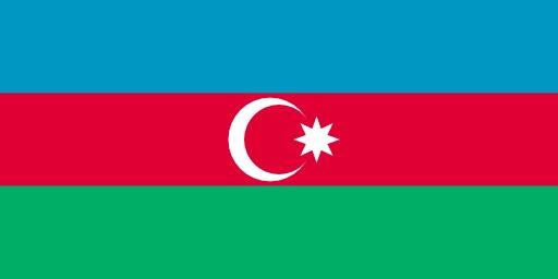 Drapeau d'Azerbaidjan