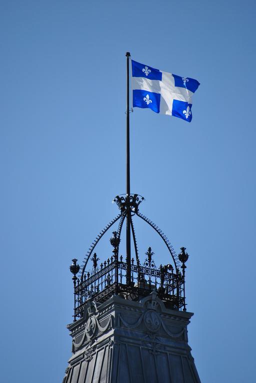 Drapeau de la province de Québec