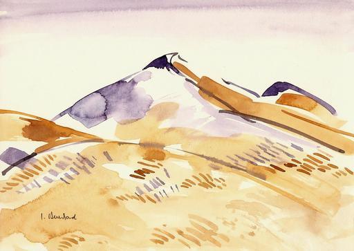 Dune du désert en Namibie