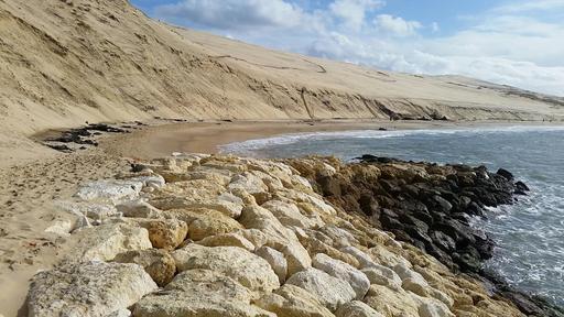 Dune du Pilat en mars 2016