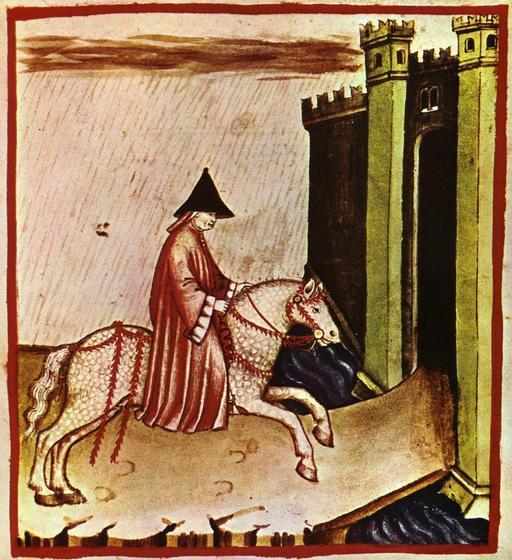Eau de pluie au Moyen Age