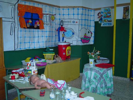 École maternelle en Espagne