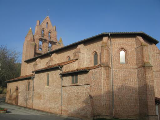Église d'Ayguesvives