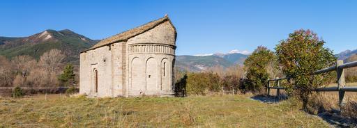 Église mozarabe en Aragon