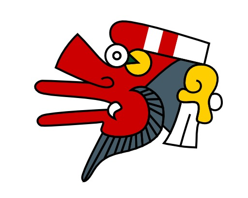 Ehecatl le vent aztèque