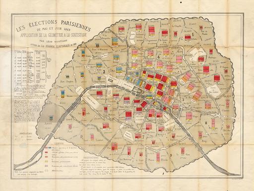Élections parisiennes de mai et juin 1869
