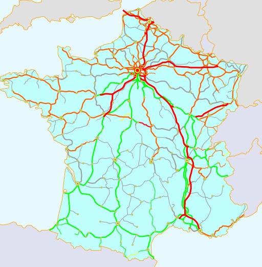 Électrification du réseau de chemins de fer