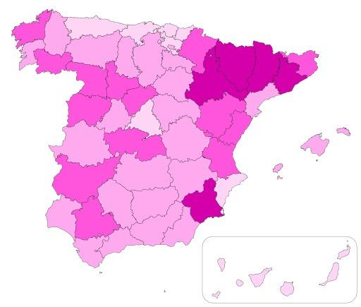 Élevage de porcs en Espagne