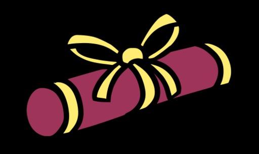 Emballage cadeau en tube