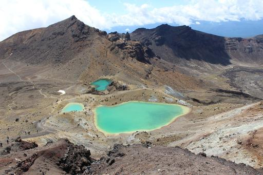 Emeralds Lakes
