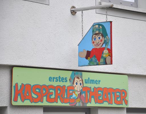 Enseigne de Kasperle à Ulm