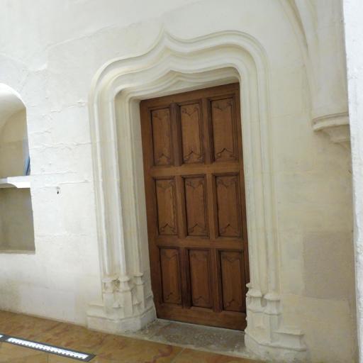 Entrée du musée des beaux-arts à Dijon