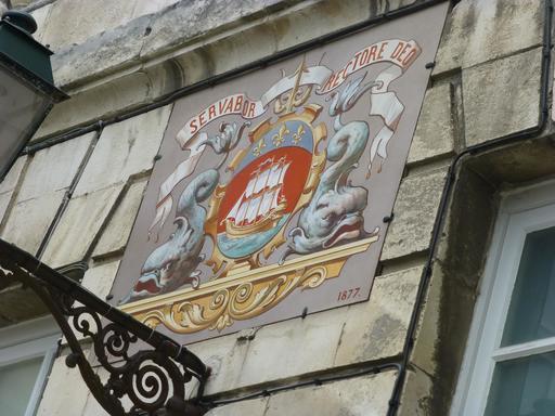 Entrée du Musée des Beaux-Arts de La Rochelle