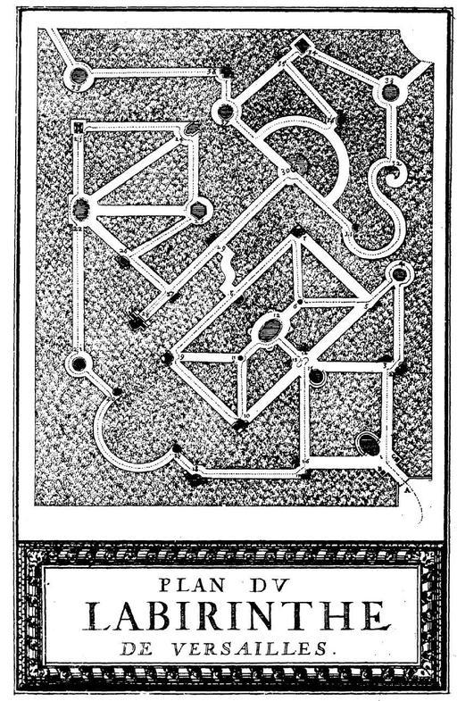 Ésope et le Labyrinthe de Versailles
