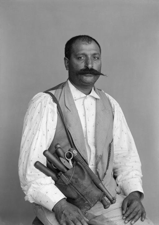 Espinasse père en juillet 1895
