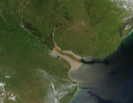 Estuaire du rio de la Plata