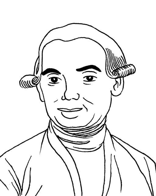 Portrait d'Étienne Montgolfier