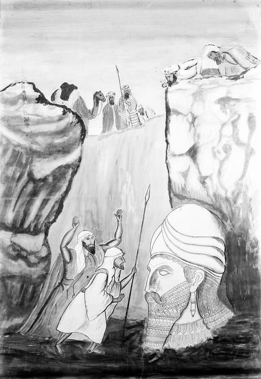 Expédition de Ninive en 1845