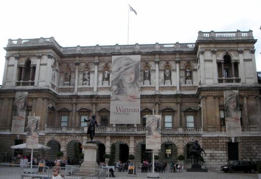 Exposition des dessins de Watteau à Londres