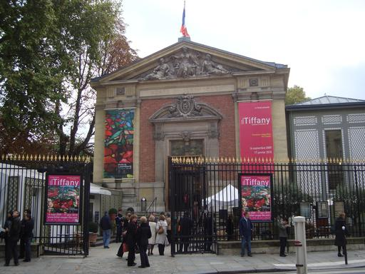 Exposition Louis-Comfort Tiffany à Paris en 2009