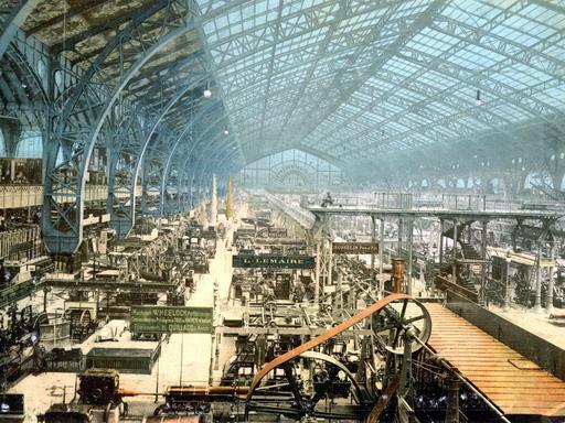 Exposition universelle à Paris en 1889