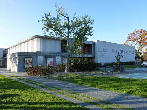 Eysines, Centre culturel Le Plateau