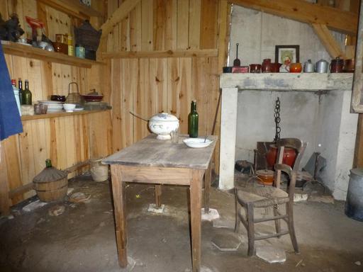 Eysines, crampot de la cabane de maraicher
