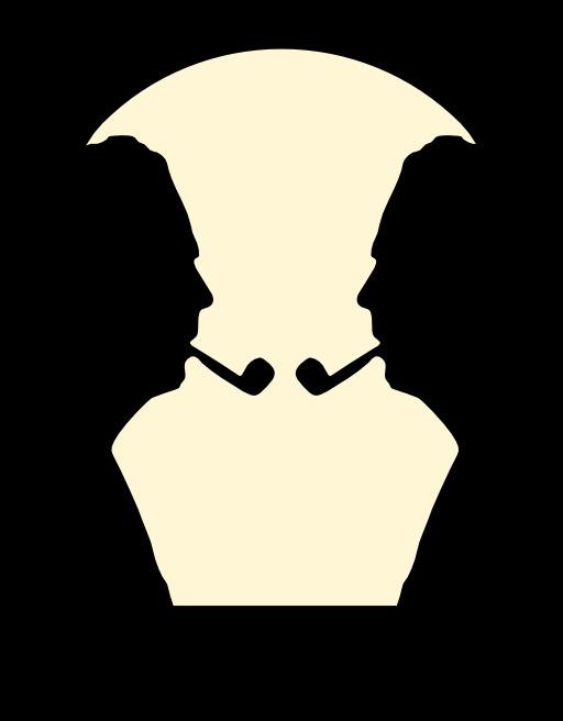 Face ou vase ?